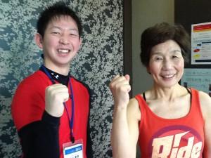 山田さんと米川